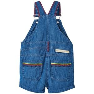 Stella McCartney Kids Bottoms - NWT Stella McCartney Chester Denim Short Overalls